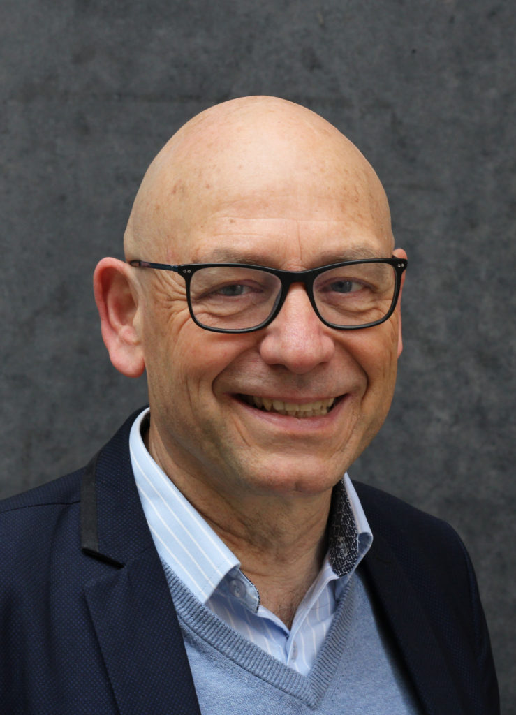 Martin Lindner, Professor für Didaktik der Biologie an der Martin-Luther-Universität Halle-Wittenberg