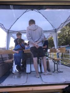 Read more about the article Exkursion einer Lerngruppe des Riesenklein Halle