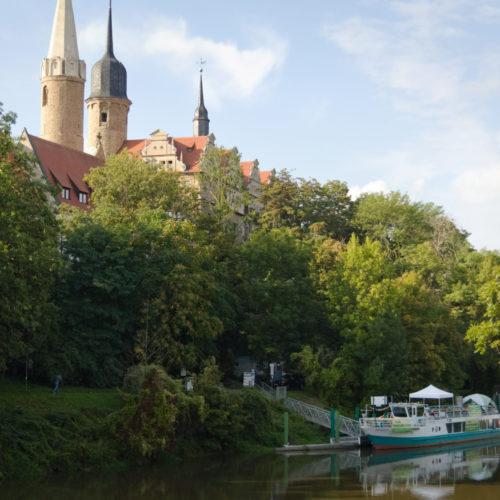 Erste Saalefahrt nach Merseburg: Projekte der HoMe stellen sich vor